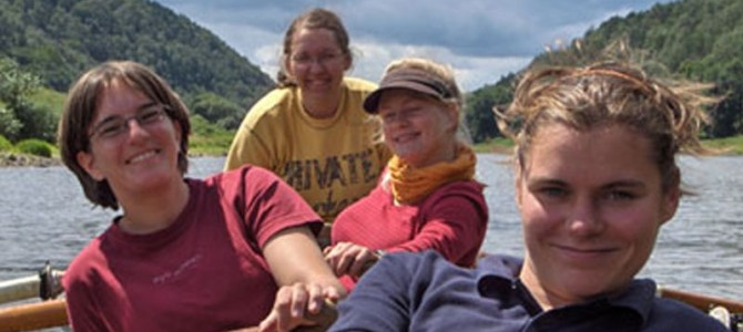 Wanderfahrt Schmilka – Meißen 2007
